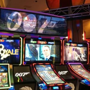 Difference between online casino and land-based casino